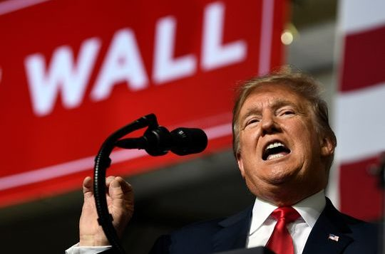 President Donald Trump is expected to declare a national emergency on Friday to secure federal funding for his promised border wall, setting the stage for a long legal battle.