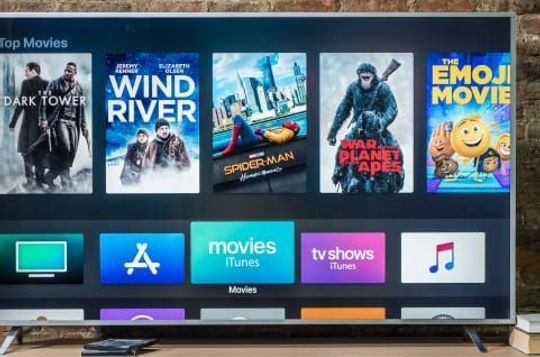 AirPlay is a way for your devices to talk to one another via a wireless network. Apple TV, on the other hand, is more like a Roku—it pipes in content from various streaming platforms.