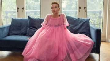 In Season 1, Villanelle (Jodie Comer) went feminine, but her Season 2 look is a different story.