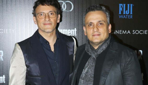 Anthony Russo (left) and Joe Russo
